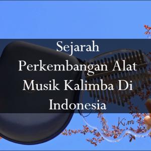 Alat Musik Kalimba, Kecil-Kecil Bikin Syahdu